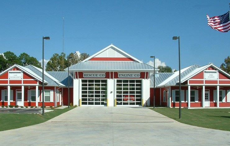 Callaway fire station